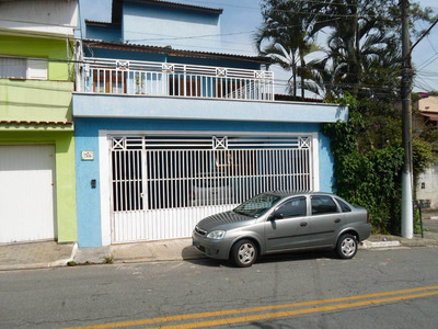 Sobrado Residencial À Venda, Vila Marlene, São Bernardo Do Campo - So20202. - So20202