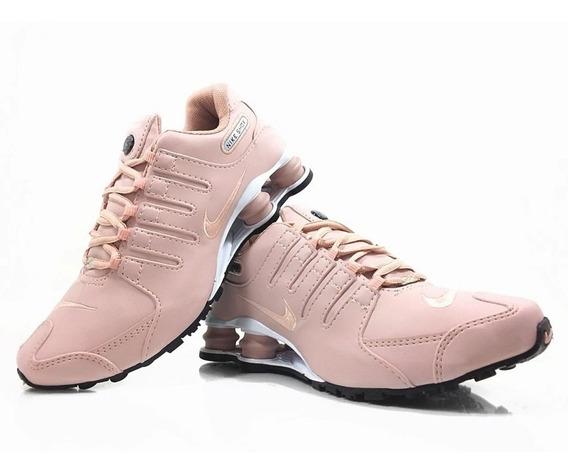 Tênis Nike Shox Nz Masculino-feminino Lançamento