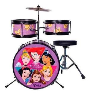 Bateria Phx Infantil Disney Princesas Mosaico