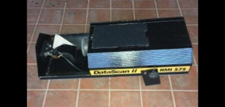 Scan Robot Dmx Container Datascan 2