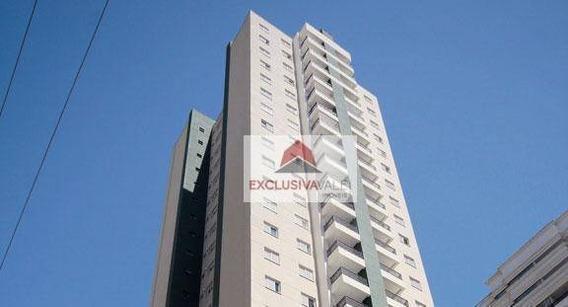 Apartamento À Venda, 62 M² Por R$ 405.000,00 - Jardim Aquarius - São José Dos Campos/sp - Ap2447