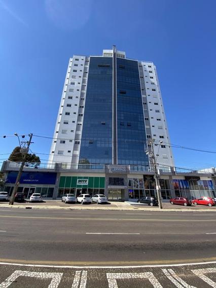 Apartamento Para Venda Em Ponta Grossa, Centro, 4 Dormitórios, 2 Suítes, 4 Banheiros, 3 Vagas - L-25154_1-1523944