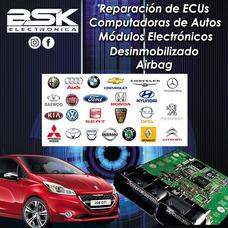 Reparación De Ecu, Airbag, Electronica Del Auto