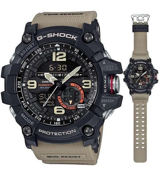 Relógio Casio G-shock Militar Gg 1000-1a5 Mudmaster Novo