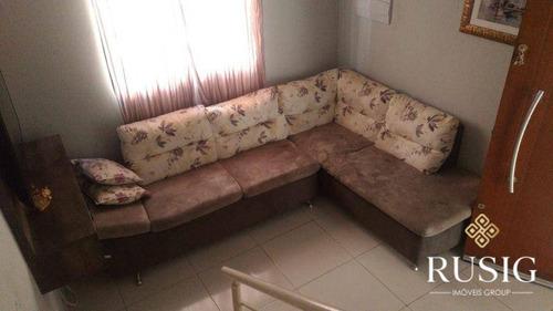 Imagem 1 de 12 de Sobrado Com 2 Dormitórios À Venda, 65 M² - Jardim Norma - São Paulo/sp - So1065