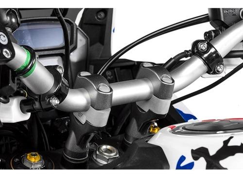 Imagem 1 de 2 de Riser Elevador De Guidão 20mm P/ Honda Africa Twin Crf 1000
