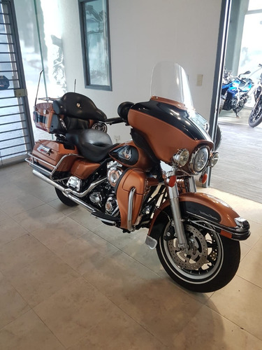 Imagen 1 de 6 de Moto Harley-davidson Electra Glide Ultra Classic 2008