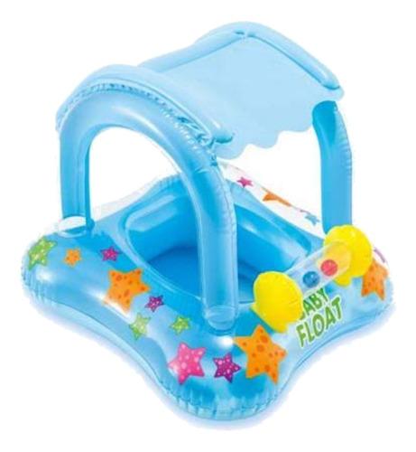 Baby Bote Conforto De Luxo Com Cobertura Intex Promoção