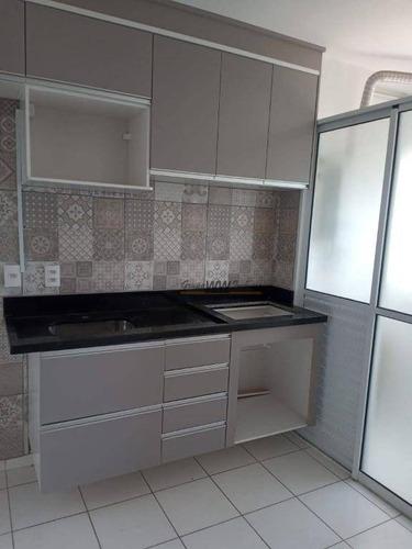 Apartamento À Venda, 43 M² Por R$ 266.000,00 - Cidade Satélite Santa Bárbara - São Paulo/sp - Ap3117