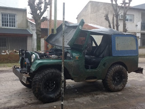 Jeep Modelo 58 4×2