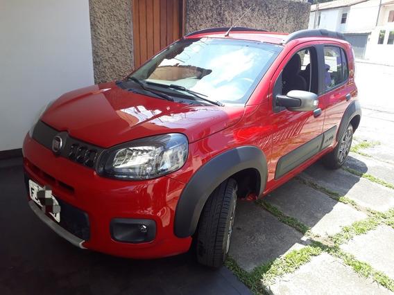 Fiat Uno 1.0 Way Rio450 Flex 5p 2015
