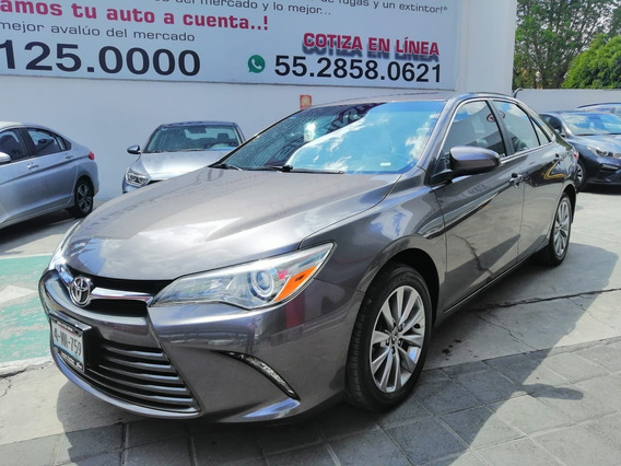 Toyota Camry Xle T/a 2015 Gris