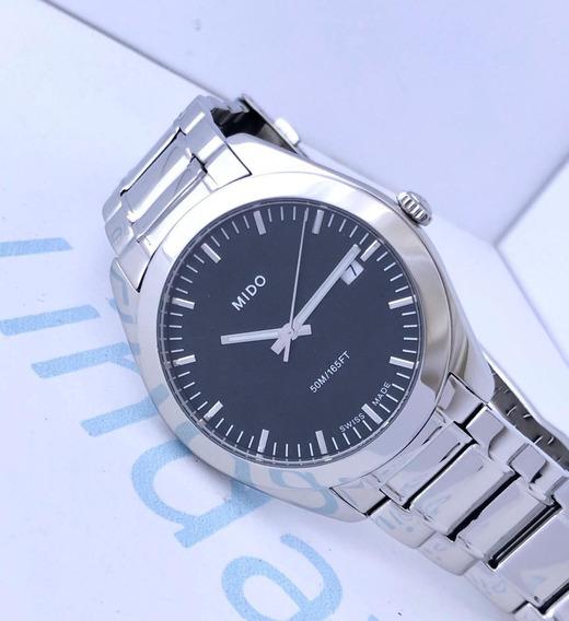 Reloj Mido Madison Negro