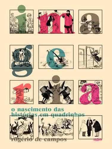 Imageria Hqs Do Século 17, 20 Rogério De Campos Capa Dura