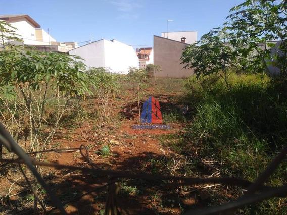Terreno À Venda, 320 M² Por R$ 280.000,00 - Parque Residencial Jaguari - Americana/sp - Te0218