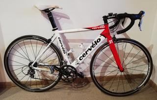 Bicicleta De Ruta Cervelo S1 + Ultegra - Vendo Urgente !!!