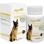Condrix Dog Tabs 72g 1200mg Organnact
