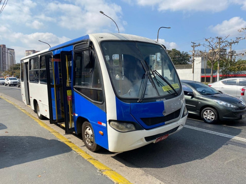 Imagem 1 de 15 de Oportunidade Micro Ônibus 2013 Revisado E Pneus Diant. Novos