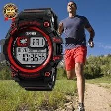 Relógio Skmei Esportivo Militar Original À Prova D
