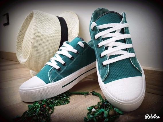 Zapatillas Botitas Urbanas Para Hombre Y Mujer De Lona