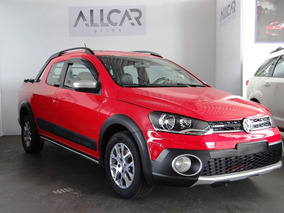 Volkswagen Saveiro 1.6 16v Cross Total Flex 2p 2015