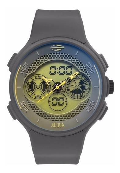 Relógio Mormaii Masculino Acqua Mo1608c/8a Anadigi Furtacor