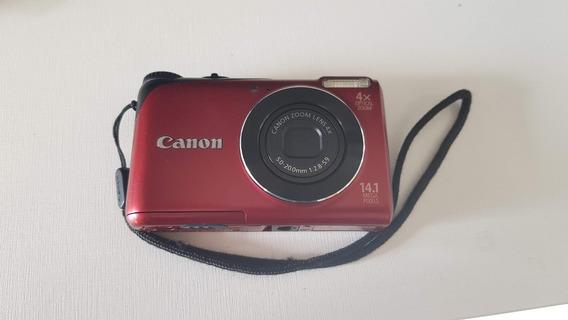 Canon Powershot A2200 - Retirada De Peças E Acessórios