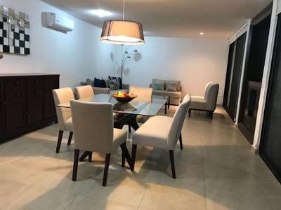 (crm-4341-250) Casa Amueblada En Renta En Cumbres Del Lago Juriquilla