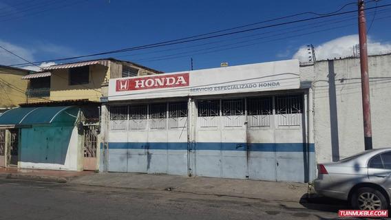Galpón Sector La Barraca A 50 M De La Av Bolívar