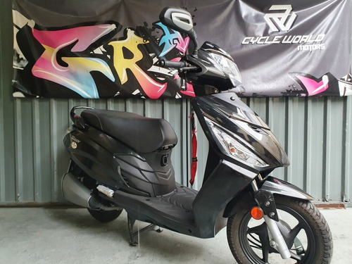 Scooter Hero Dash 2018 Impecable  900km Tarjeta Consulte