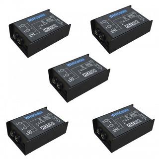 5 Direct Box Wireconex Passivo Wdi 600