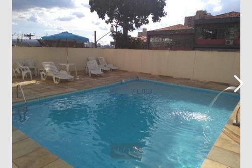 Apartamento Com 2 Dormitórios Para Locação De 55 M² Por R$ 1.800/mês - Vila Santa Catarina - Ap12426