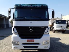Mercedes Benz 2035 4x2 Toco Selectrucks Limeira