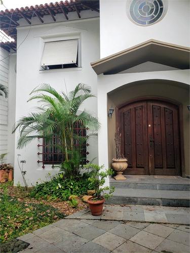 Imagem 1 de 20 de Casa-são Paulo-brooklin Velho | Ref.: Reo455149 - Reo455149