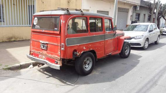 Jeep 1965 Jeep Estanciera