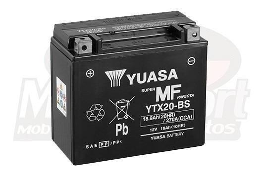 Bateria Yuasa Ytx20bs