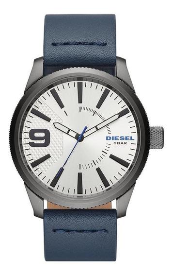 Relógio Diesel Masculino Rasp Nsbb Grafite - Dz1859/0an