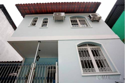 Imagem 1 de 18 de Casa Com 2 Dormitórios À Venda, 140 M² Por R$ 320.000,00 - Marechal Hermes - Rio De Janeiro/rj - Ca0519