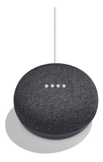 Google Home Mini Cx De Comando Por Voz Novo (sem Embalagem)