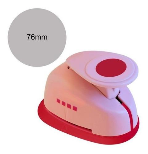 Perforadora Caladora Forma | Círculo 7,6cm | Omega