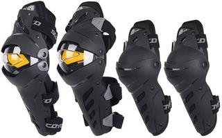 Rodilleras Motociclismo Articuladas K17h17 Scoyco A Impacto