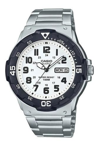 Reloj Hombre Casio Mrw-200hd-7b Análogo / Lhua Store