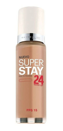 Base Maybelline Superstay 24hs Pure Beige