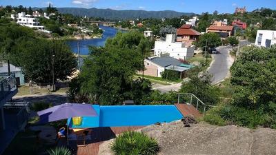 Julio En Carlos Paz Full Vistas Lago Montaña Rio