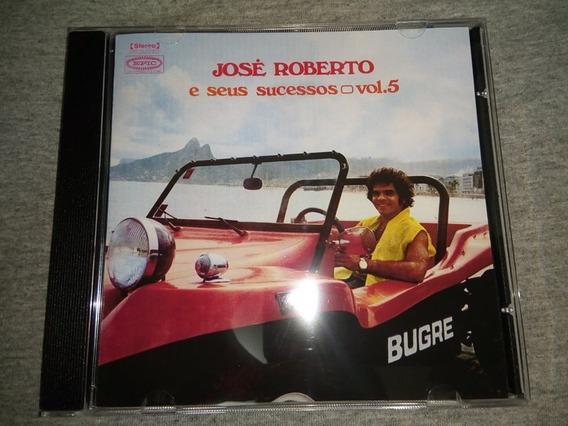 Cd Jose Roberto Vol.5 1971 Para Colecionador