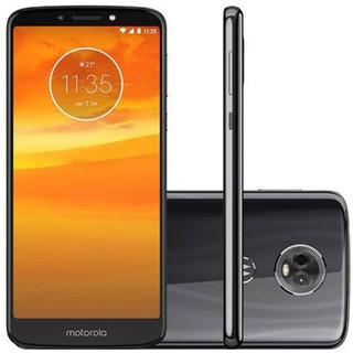 Smartphone Motorola Moto E5 Plus 32gb Dual 6.0 Preto