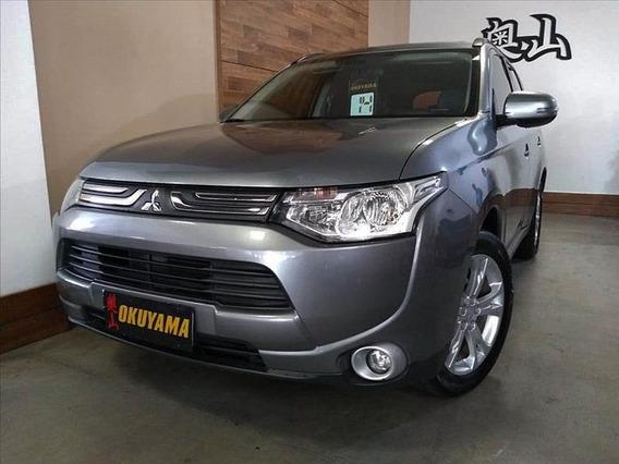 Mitsubishi Outlander 2.0 Gasolina 4p Automático