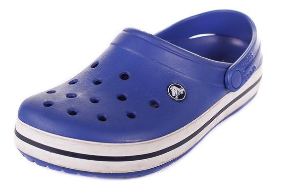Zueco Crocs Azul