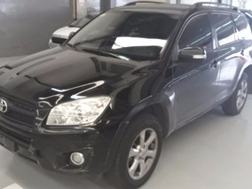 Toyota Rav 4 4x2 2010 Negra Usada *