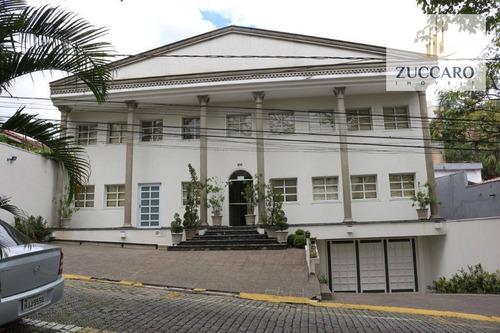 Prédio Para Alugar, 504 M² Por R$ 35.000,00/mês - Jardim Gumercindo - Guarulhos/sp - Pr0282